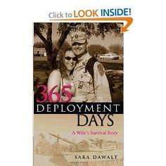 365 Deployment Days by Sara Dawalt