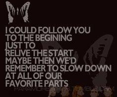 Paramore | All I Wanted lyrics
