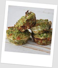 Broccoli Bites - Simply Lite Bites