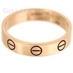 カルティエ リング ミニラブリング K18PGピンクゴールド リングサイズ50 B4085200 B4085250 Cartier ジュエリー 指輪