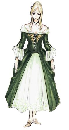 Annette from Castlevania: The Dracula X Chronicles