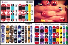 Design your own Jamberry nails in the nail art studio!  lindseybarker.jamberrynails.net