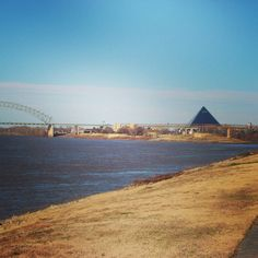 #Water #rethinkchurch #40days #Lentenchallenge  This is a beautiful view of the Mighty Mississippi from Tom Lee Park in Memphis.