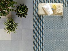 Collection Azulej is Patricia Urquiola's project for Mutina