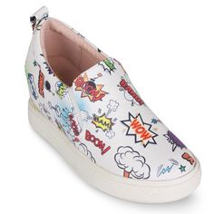 4013149a08c Hotter Tara Canvas Slip-ons Review  Everything s Coming Up Roses ...
