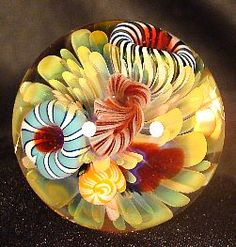 Marble from Rout 66 glassworks.
