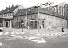 Pozrite si unikátne fotografie starej Bratislavy, Kollárovo námestie.