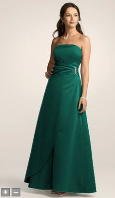 bridesmaid dress pretty possible style! (not color)! lol