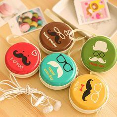 $2.00 (Buy here: https://alitems.com/g/1e8d114494ebda23ff8b16525dc3e8/?i=5&ulp=https%3A%2F%2Fwww.aliexpress.com%2Fitem%2FKorean-Fashion-Mini-Cute-Kawaii-Moustache-Coin-Purse-High-Quality-Metal-Earphone-Bag-headset-Storage-Bag%2F32631519276.html ) Korean Fashion Mini Cute Kawaii Moustache Coin Purse High Quality Metal Earphone Bag headset Storage Bag Candy Color Cartoon Bag for just $2.00