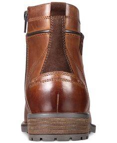 Alfani Men S Jack Cap Toe Boots Created For Macy S Reviews