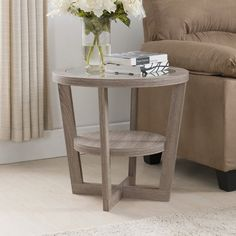 Found it at Wayfair - Bowlby End Table