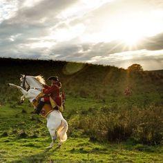 NEW Outlander BTS Pics from Matt Roberts | Outlander Online