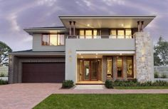 Modern house colors full size of modern house exterior design colors extraordinary ideas farmhouse lights colours Modern House Colors, Modern House Design, Modern Houses, Minimalist House Design, Minimalist Home, Modern Exterior, Exterior Design, One Floor House Plans, Latest House Designs