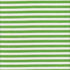 Jersey Knit Emerald White Stripe Item 160051 Name Content Polyester Width Light Weight In A Le Green And