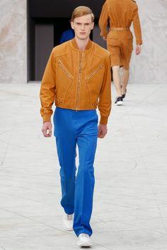 LOUIS VUITTON FW15 Mens Fashion Week