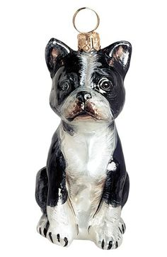 Joy to the World Collectibles 'Boston Terrier' Dog Ornament | Nordstrom