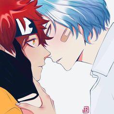 Anime Ai, Fanarts Anime, Anime Films, Cute Anime Boy, Anime Guys, Infinity Art, Eren E Levi, Anime Ships, Animes Wallpapers
