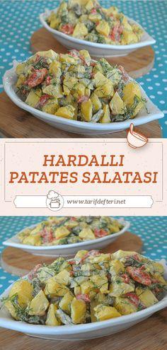 Turkish Kitchen, Potato Salad, Good Food, Food And Drink, Turkey, Potatoes, Pasta, Ethnic Recipes, Turkey Country