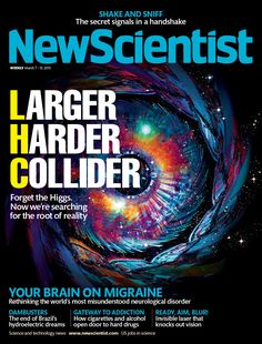 df21bc2f091 62 Best On the cover of New Scientist - every issue images
