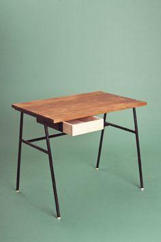 Me encanta este escritorio. #desk #wood