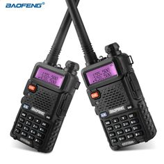 Cheap cb radios portable, Buy Quality walky talky professional directly from China walkie talkie Suppliers: BAOFENG Walkie Talkie Professional CB Radio Portable Walkie Talkie Transceiver 10 km VHF UHF Handheld UV For Hunting Radio Walkie Talkie, Communication, Hunting, Free Shipping, Online Check, Radios, Coupon, Marketing, Big