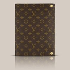 LouisVuitton.com - Estuche para iPad Lona Monogram Pequena-marroquineria