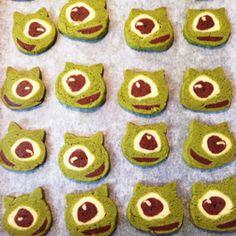 マイクのアイスボックスクッキー☆ by pupuremon [クックパッド] 簡単おいしいみんなのレシピが233万品