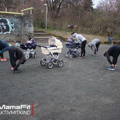 #MamaFit mit #Kind - der Kurs für #aktiveMamas die nach der #Schwangerschaft #fit werden wollen. Mit gezielten Übungen steigern wir die #Grundausdauer und kräftigen gezielt die #Muskulatur. Aktiv, Fitness, Baby Strollers, Training, Children, Pelvic Floor, Pregnancy, Guys, Kids