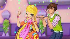 Winx Club - Fairylicious costumes! / Travestimenti fatalosi! - Winx Club All