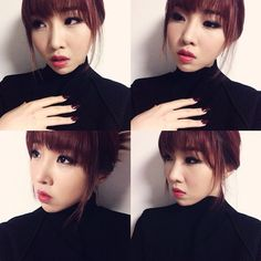 .@minzy21mz   The reason why this moment is the most beautiful and the happiest one is that we love our own lives.