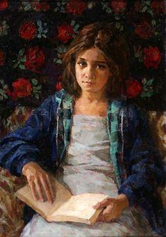 Dmitri Ivanovich Shmelev (1918 – 1992, Russian) Sasha.