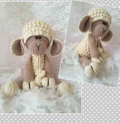 http://www.ravelry.com/patterns/library/amigurumi-lamb-sheep