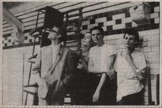 Bauhaus Band, Song To The Siren, Love And Rockets, Siouxsie & The Banshees, Gothic Rock, Post Punk, Music Artists, Rock Bands, Rock N Roll