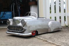Rat Rod Pedal Car