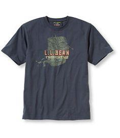#LLBean: Carefree Unshrinkable Tee, Pack Sketch