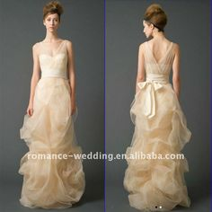 VW0004 Gorgeous V-neck Illusion Corset with Tulle Overlay Wedding Dress on AliExpress.com. $ 184.21