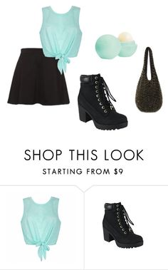 """Fun"" by teneeka02 ❤ liked on Polyvore featuring Ally Fashion and Eos"