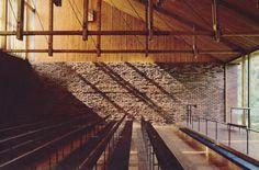 Otaniemi Chapel by Heikki and Kaija Siren