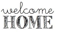 desert diva: Welcome home!