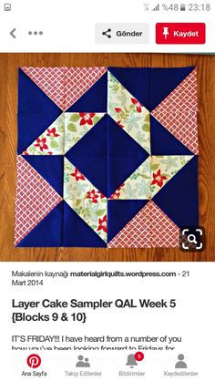Patchwork Quilt Squares Layer Cakes Ideas de moda The cover – which also incorporates Patchwork Quilt Patterns, Patchwork Blanket, Crazy Patchwork, Patchwork Fabric, Patchwork Ideas, Diy Sewing Projects, Quilting Projects, Quilting Designs, Quilting For Beginners