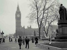 House of Commons, Westminster, London, 1963