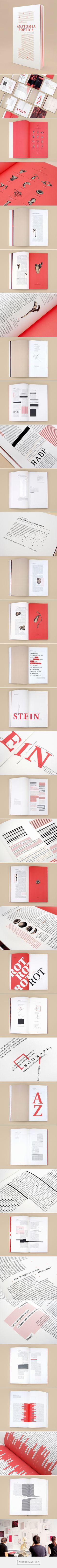 ANATOMIA POETICA – Bachelor project on Behance - created via https://pinthemall.net
