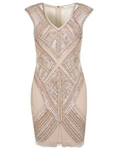 Miss Selfridge Embellished Bodycon Dress My bridesmaids dresses