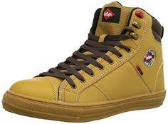 Lee Cooper Workwear SB Boot, Unisex-Erwachsene Sicherheitsschuhe,  Braun (Wheat),  46 EU (12 UK) - http://on-line-kaufen.de/lee-cooper-workwear/46-eu-12-uk-lee-cooper-workwear-baseball-herren