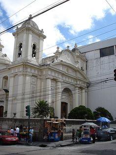 Guatemala City, Guatemala -Larry was born in Guatemala City. :0)
