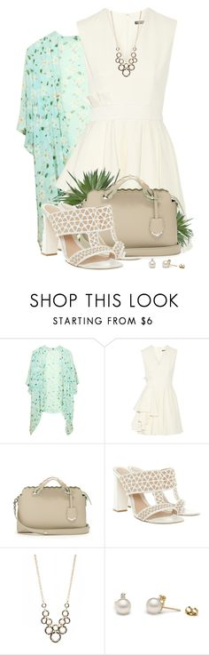 """A Little Bit of Alexander McQueen"" by colierollers ❤ liked on Polyvore featuring Alexander McQueen, Fendi, Napier, AlexanderMcQueen and alittlebitofthisandthat"