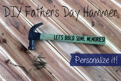 Easy Father's Day Gift Idea