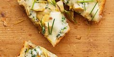 This creamy French bread pizza with fresh spinach, cream cheese, and artichoke is a weeknight dinner dream.