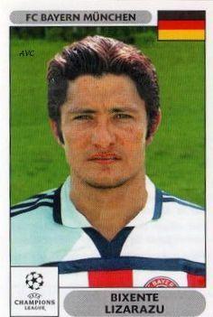 LIZARAZU (Bayern Munich - 2000/01)