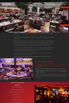 Best Portfolio Websites, Restaurant Bar, Wordpress Theme, Lounge, Asian, Architecture, Creative, Photography, Beautiful